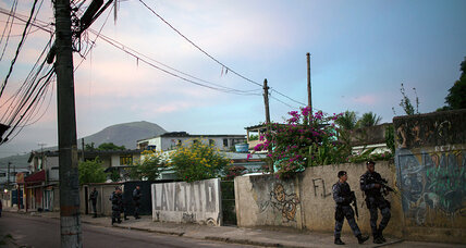 Peace in Brazil's favelas? 5 challenges facing police units