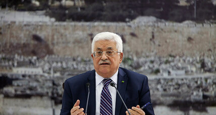 Why some hail the unraveling of Israeli-Palestinian peace efforts (+video)