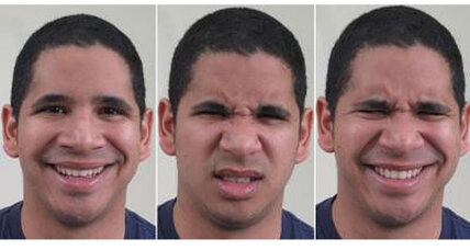 How many basic emotions do you have? It's written on your face, say scientists.