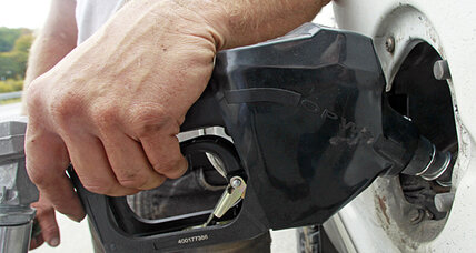 Gas prices jump as spring weather nears
