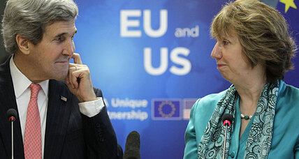 Kerry to Russia: Don't use energy as a weapon in Ukraine crisis