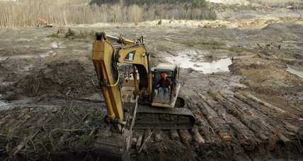 Washington mudslide: Toll rises to 29 as hopes fade of finding all the missing
