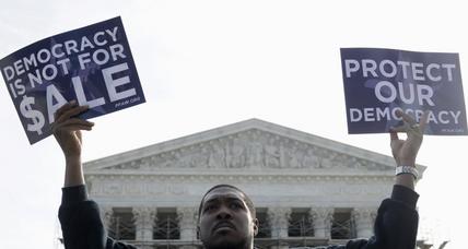 Supreme Court ruling on campaign finance: How many donors will it affect? (+video)