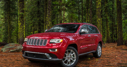 Chrysler recall involves nearly 870K Dodge, Jeep SUVs with brake defect