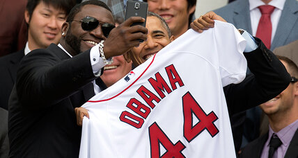 David Ortiz might have ended the presidential selfie, White House aide says