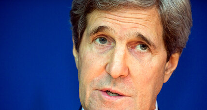 Middle East peace talks: what will figure into Kerry's 'reality check'