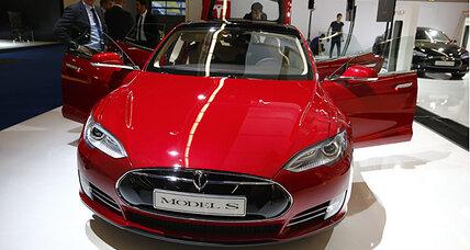 Tesla Model S sales set a record in Norway