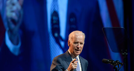 Joe Biden returns to Twitter. Democrats' 2014 secret weapon?