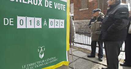 Should Quebec become more secular? Residents vote today.