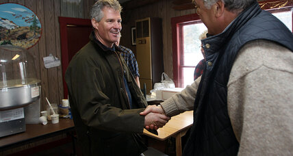 Why Scott Brown may have a shot at US Senate from New Hampshire (+video)