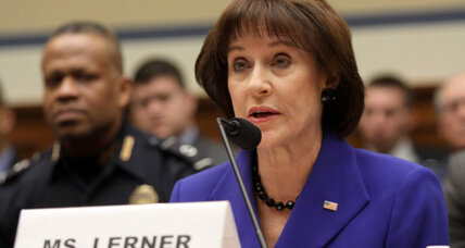 Lois Lerner, IRS official in tea party scandal, may have committed crimes: House committee (+video)