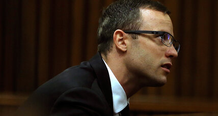 As Pistorius takes the stand, a divided South Africa asks: Is he one of us? (+video)
