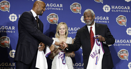 Alonzo Mourning, Nolan Richardson, Gary Williams make basketball Hall of Fame
