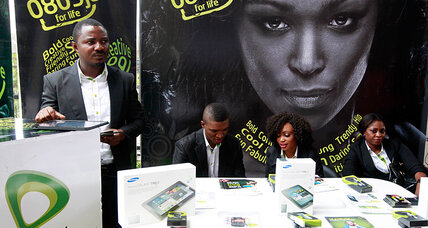 Nigeria becomes Africa's No. 1 economy, overtaking South Africa