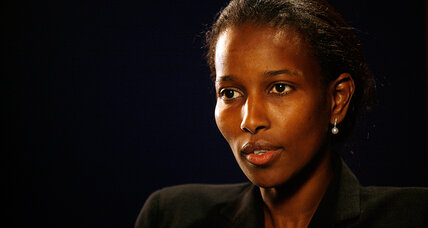 Under fire, Brandeis cancels plan to honor anti-Islam feminist Ayaan Hirsi Ali (+video)