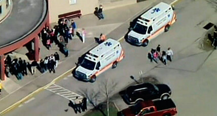 Pennsylvania high school mass stabbing: stories of fear and heroism (+video)
