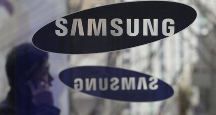 Samsung rewords Orwellian privacy agreement after pressure
