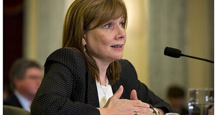 For General Motors, is Mary Barra a problem or the solutution?