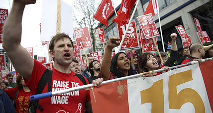 Minimum wage should be $15 an hour. Seven reasons why.