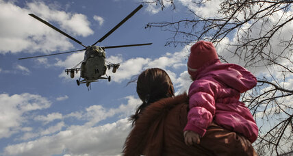 Can Russia's military fly without Ukraine's parts?