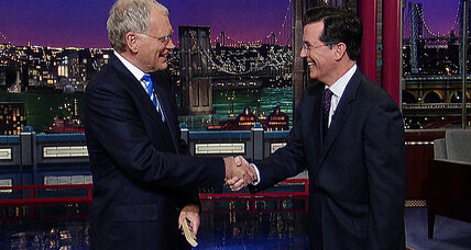 Stephen Colbert replaces David Letterman: How political will 'Late Show' be? (+video)