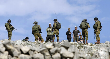 West Bank settlers derided as terrorists for turning on their own army