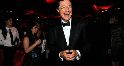 Stephen Colbert to take over 'Late Show.' But who is Stephen Colbert, really? (+video)