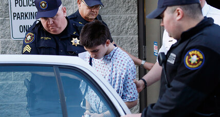 School stabbing: Were warning signs missed? (+video)
