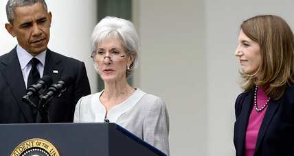 Kathleen Sebelius departs: 10 flash points in her stewardship of Obamacare