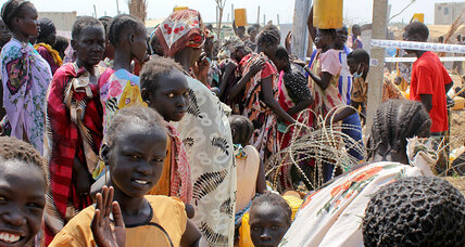 Torn by war and potential famine, South Sudan needs US humanitarian surge