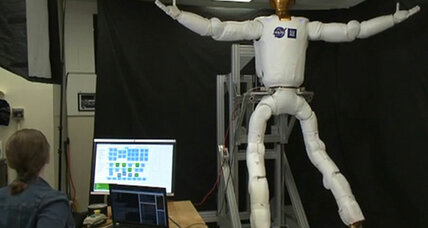 Space station android to get legs, says NASA