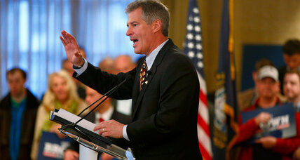 Scott Brown declares for Senate in N.H. Can he claim an inner Granite State?