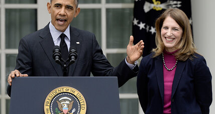 Who is Sylvia Mathews Burwell? The likely new face of Obamacare.