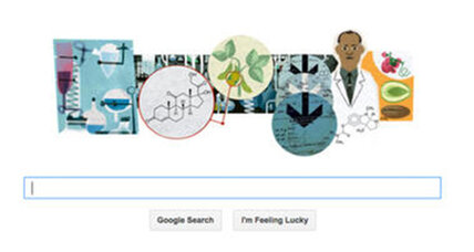 Percy Julian Google Doodle: Why aren't there more black scientists? (+video)