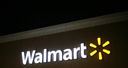 Do Walmart customers prefer Amazon for shopping online?