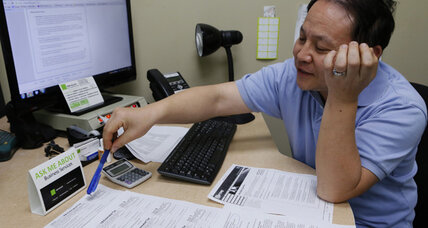 What's behind that 1040? Check out TPC's interactive tax forms