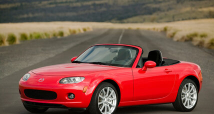 Next Mazda MX-5 to sport new look