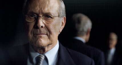 'The Unknown Known' has nothing new from Donald Rumsfeld