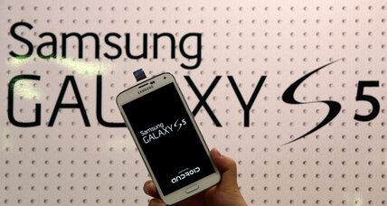 Samsung Galaxy S5 prime? The rumors begin.