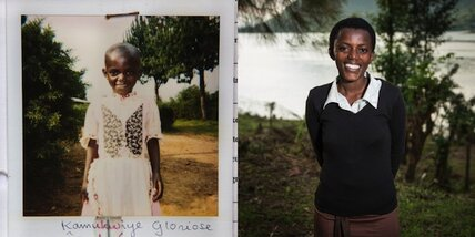 From a forgotten photo archive, Rwanda's orphans reclaim their history