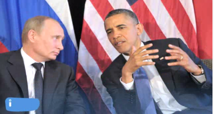 Obama and Putin speak, making little progress (+video)