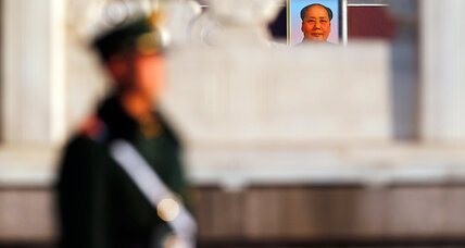 China's rulers ignore a fallen leader, 25 years after his death sparked tumult