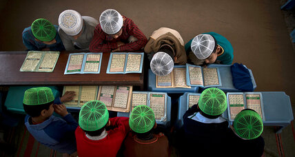 Pakistan's Islamic seminaries pair science with the Quran