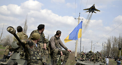 Will blame game keep West and Russia apart at Ukraine talks?
