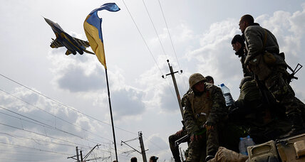 Ukrainian military defections boost pro-Russia militia as unrest spreads