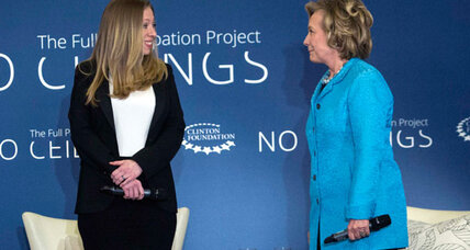 Chelsea Clinton baby: Will Hillary Clinton be less likely to run in 2016?