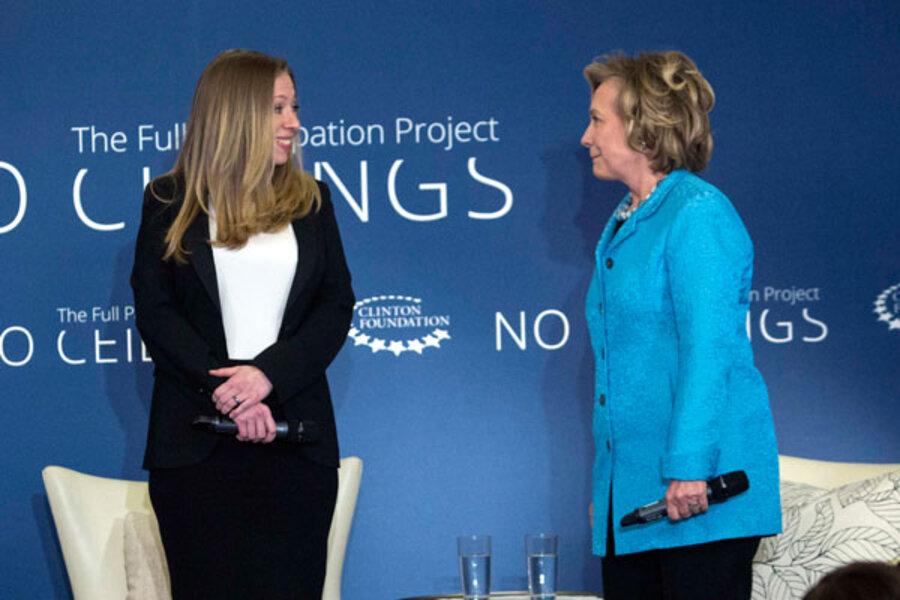 Hillary clinton phd thesis