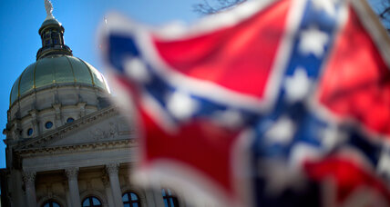 Confederate flag: Washington and Lee University removing display (+video)