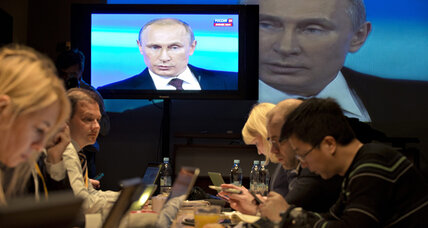 Putin reminds that force in Ukraine remains on table, as NATO beefs up (+video)