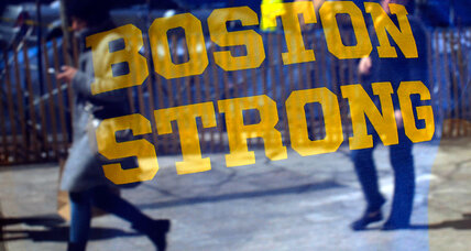 'One Boston' or two? Hospital wants to be strong for all victims of violence. (+video)